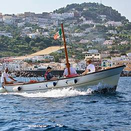 "The ""Classic"" Boat Tour around Capri"