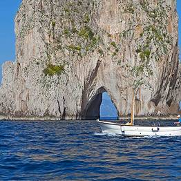 Half Day Boat Tour of Capri