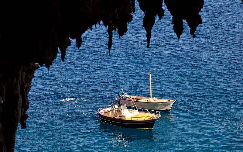 Blue Sea Capri - Full Day Boat Tour of Capri!