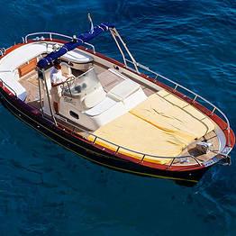 Blue Sea Capri - Um dia inteiro de barco em Capri!