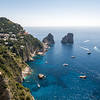 Blue Sea Capri - Capri + Positano Full Day Luxe Speedboat or Gozzo Tour