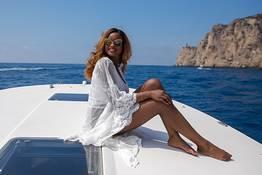 Speedboat Tour of Capri and the Amalfi Coast