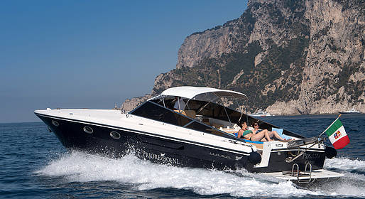 Priore Capri Boats Excursions - Private luxury speedboat tours of Capri and Ischia