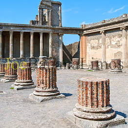 Joe Banana Limos - Tours & Transfers - Transfer Rome - Positano + Stop in Pompeii