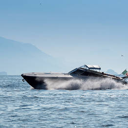 Priore Capri Boats Excursions - VIP Transfer Van+Speedboat Naples-Capri (or vice versa)