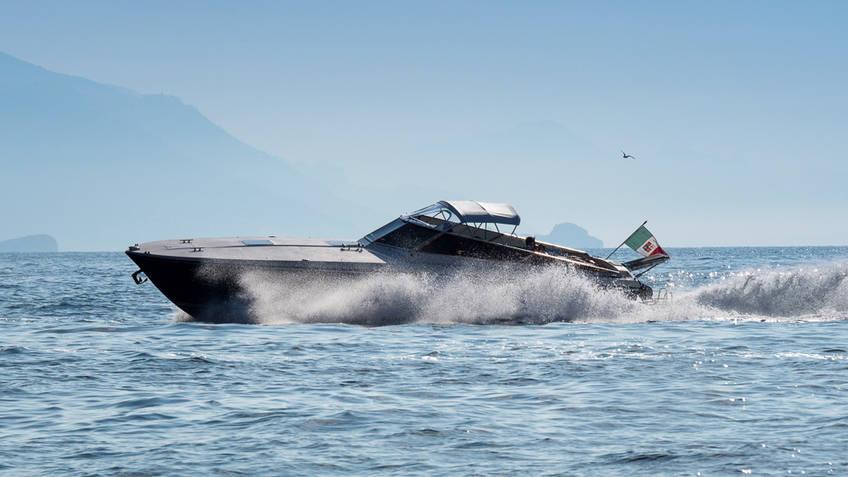 Priore Capri Boats Transfers - VIP Transfer Naples-Capri (or vice versa) van+speedboat