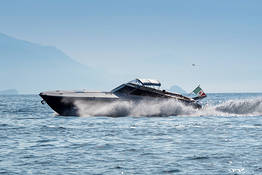 Priore Capri Boats Transfers - VIP Transfer Rome - Capri (or vice versa) van+speedboat