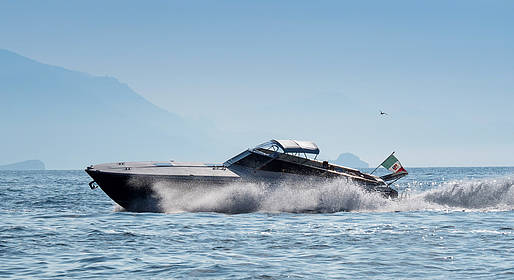Priore Capri Boats Excursions - VIP Transfer Rome - Capri (or vice versa) van+speedboat