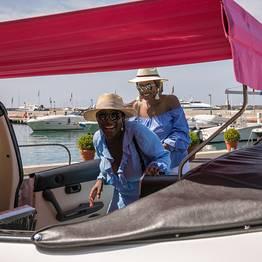 Priore Capri Boats Excursions - VIP transfer Roma - Capri (o viceversa) auto+motoscafo