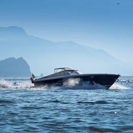 Priore Capri Boats Excursions - Boat Transfer Sorrento - Capri (or vice versa)