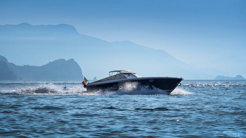 Priore Capri Boats Transfers - Boat Transfer Sorrento - Capri (or vice versa)