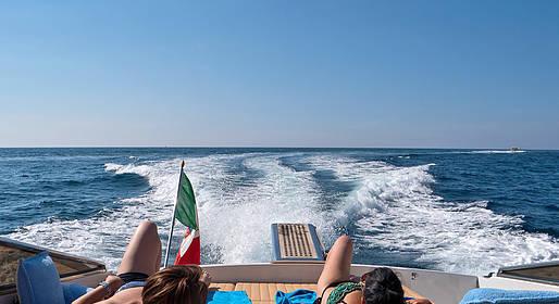 Priore Capri Boats Excursions - Boat Transfer Capri - Ischia (o vice versa)