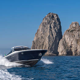 Priore Capri Boats Excursions - Boat Transfer Salerno - Capri (o vice versa)