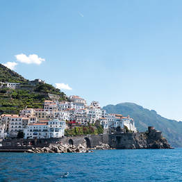 Amalfi Coast Amazing Tour