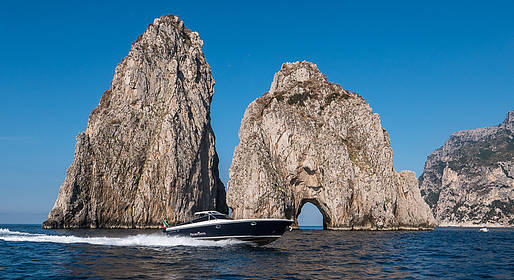 Priore Capri Boats Transfers - Special offers: transfer by speedboat to/from Capri