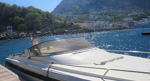 Blue Sea Capri - Una giornata in motoscafo a Capri
