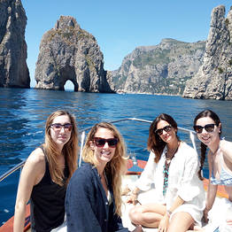 Capri Basic Tour