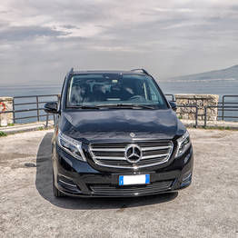 Joe Banana Limos - Tours & Transfers - Transfer Rome - Sorrento (or vice versa)