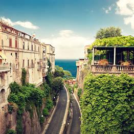 Joe Banana Limos - Tours & Transfers - One way Transfer Rome - Sorrento or vice versa