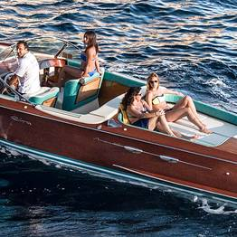 Dolce Vita Capri Tour by Speedboat