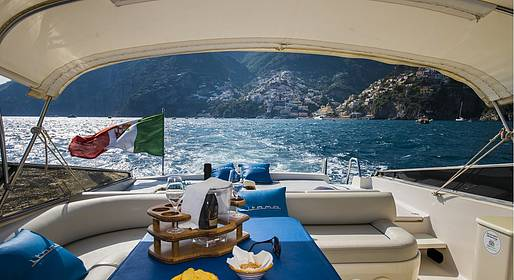 Lucibello  - Transfer from Naples to Positano