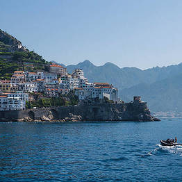 Special tour offer Autumn/Winter on the Amalfi Coast