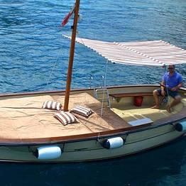 Ciro Capri Boats - OFFERTA - Giro dell'Isola di Capri in inverno