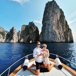 Restart Boat - Capri Tour by Boat