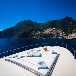 Restart Boat - Tour Capri - Amalfi Coast by Gozzo Boat
