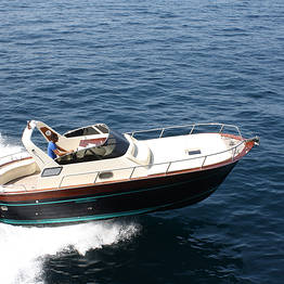 Restart Boat - Private Speedboat Transfer Amalfi Coast - Capri